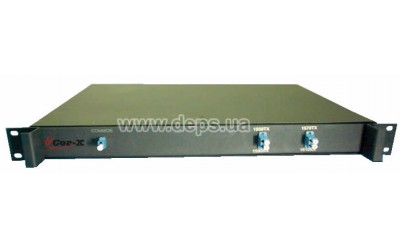 СWDM-BiDi-02-04 wave, Multiplexer/Demultiplexer 2 channels by a single fiber, 4 wavelengths