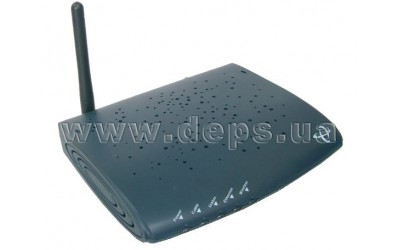 Cable modem Hitron BWA-35302 with Wi-Fi