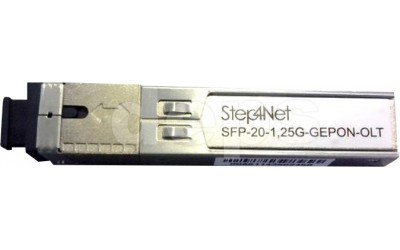 SFP GEPON трансивер Step4Net SFP-20-1,25-GEPON-OLT