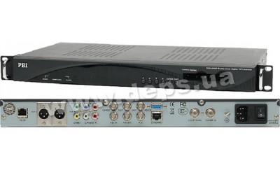 High-end satellite receiver PBI DCH-4000P