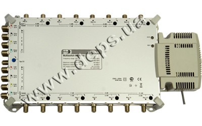 Radial multi-switches MSR1708, MSR1716