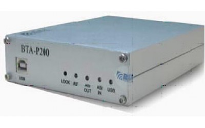 Transport stream analyzer DVB BTA-P200