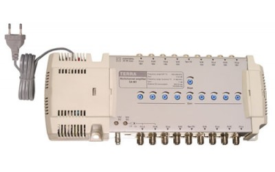 Headend and linear amplifiers TERRA SA901, SA911