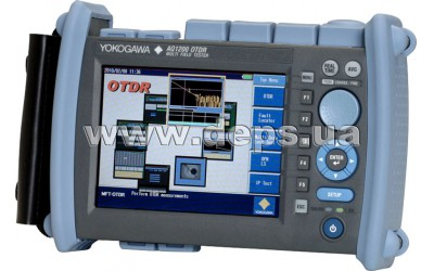 Optical reflectometer Yokogawa AQ1200