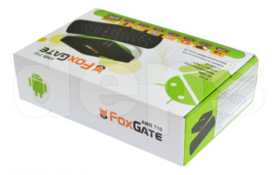 Home multimedia center FoxGate AMB-710