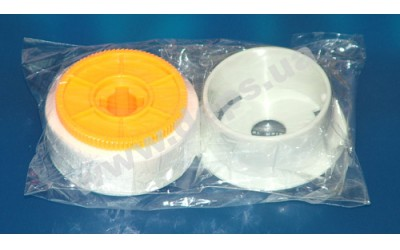 Spare cartridge for roll cleaner CLN2-001