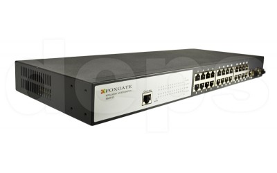 Managed L2 Switch FoxGate S6224-S2