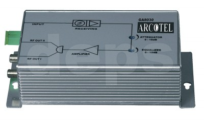 Optical FTTH receiver ARCOTEL GA8030(OR)