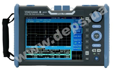 Optical reflectometer Yokogawa AQ7275