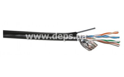 Ethernet cable Step4Net FTP CAT5e self-supporting