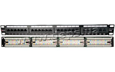 Patch Panel Cor-X Cat 5E