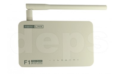 TOTOLINK F1 wireless router with SFP WAN port