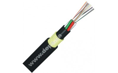 Optical self-supporting cable FinMark LTxxx-SM-ADSS