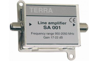 Line amplifiers TERRA SA 001