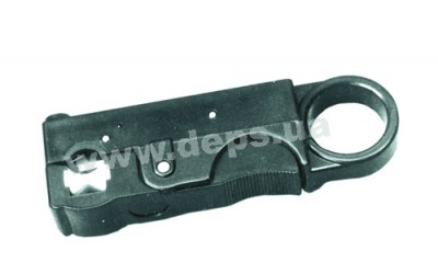 Coaxial cable termination tool NT 322S