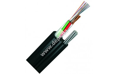 Optical self-supporting cable FinMark LTxxx-SM-18-2x1.2CW, LTxxx-SM-18-4x1.2CW