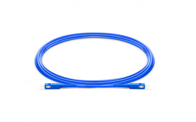 Reinforced optical patch cords