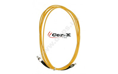 FC Patch cords with reduced bending losses Cor-X Flex