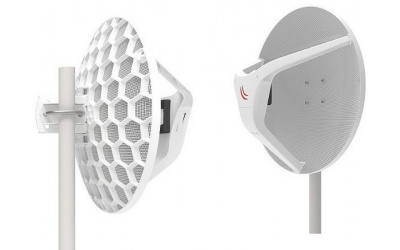 "Комплект (из двух точек) для радиомоста MikroTik RBLHGG-60ad kit ""Wireless Wire Dish"""