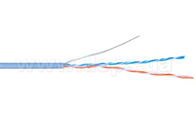 Step4Net Ethernet cable UTP  2P 0,50 mm CCA