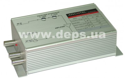 ARCOTEL Wideband house amplifiers, НА830-220V, НА830-60V