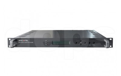 Professional Digital TV Encoder H.264/AVC HD Arcotel ENC-H4xx