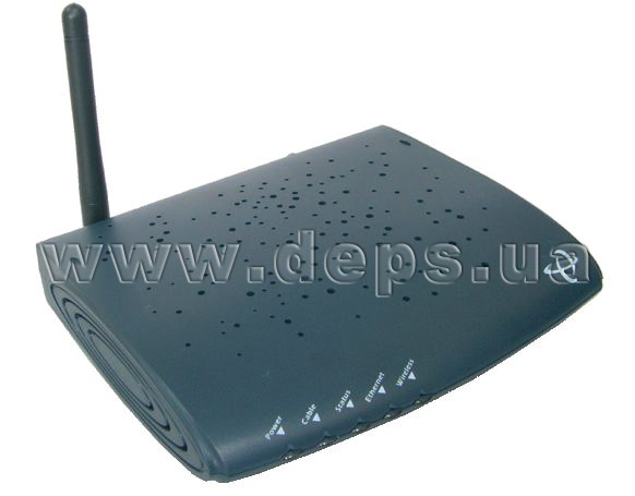 Buy Cable modem Hitron BWA-35302 with Wi-Fi | DEPS