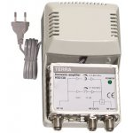 TERRA House layout amplifiers, series AS033, AS033R30, AS033R65, AS034, AS035, HS013A, HS014A