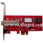 FoxGate OptoNIC SFP PCI-E Ethernet адаптер