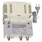 House TERRA amplifiers, series HA123, HA123R30, HA123R65, HA126, HA126R30, HA126R65