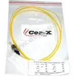 FC pigtails with reduced bending losses Cor-X Flex