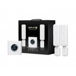 Комплект (из безпроводного маршрутизатора AFi-R и двух точек AFi-P-HD) Ubiquiti AmpliFi High Density (AFi-HD)