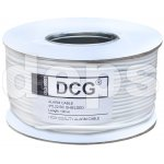 DCG alarm cable for alarm systems and CCTV