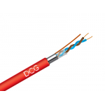 Сигнальний кабель DCG Fire Alarm Cable J-Y(St)H 1x2x0.80mm BC F