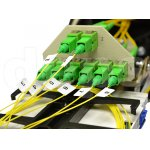 Fiber Optic Splice Closure SSD МТОК-Л6/Б-8SC