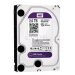 Жесткий диск для видеонаблюдения Western Digital серии Purple WD20PURZ