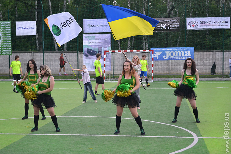 DEPS на Ideal Network CUP'14