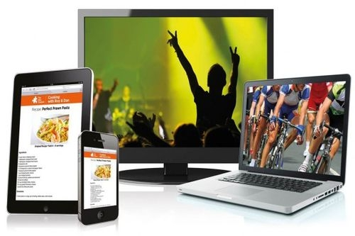 Multiscreen TV flourishes in Western Europe.