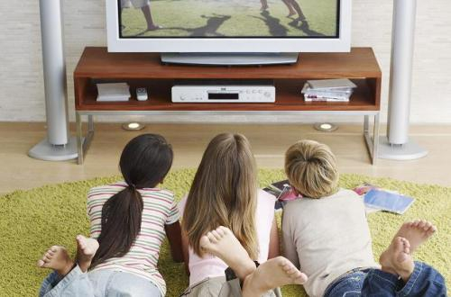 harmful effects of watching television