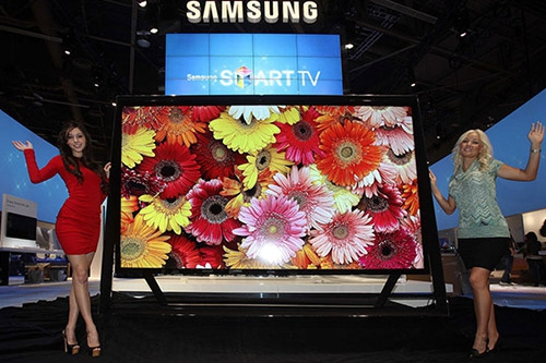 Samsung gets behind push for 4K VOD