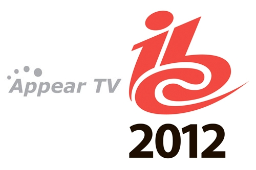 Appear TV IBC Launch of DVB-T2 Gateway