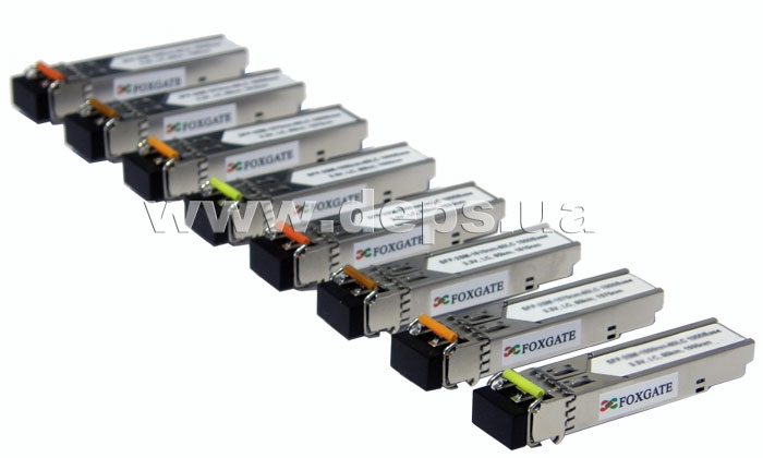 Now in sale: New modules FoxGate SFP+ and XFP with data transmission up to 2 km!!!