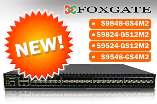 New switches FoxGate are on sale now