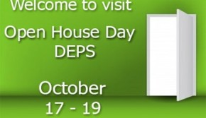 DEPS company invites to Open House Day!