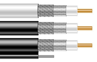FinMark RG-6 coaxial cable is offerd for sale now