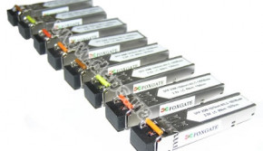 New arrival of CWDM FoxGate modules! Prices are off!